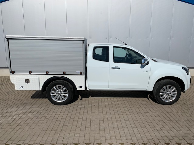 ISUZU D-MAX Pick-Up Kasten