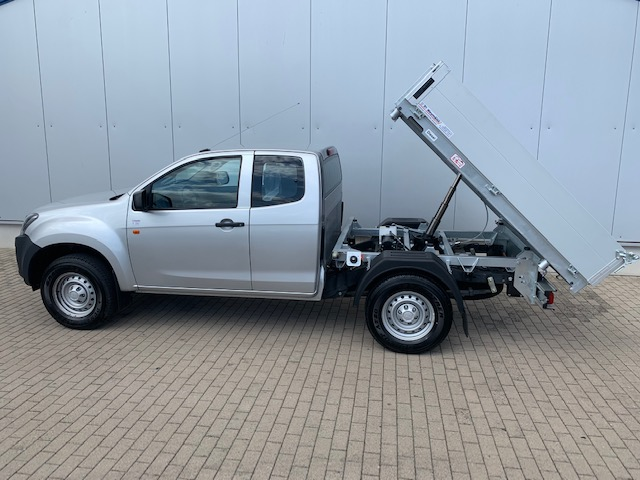 ISUZU D-MAX Pick-Up Kipper