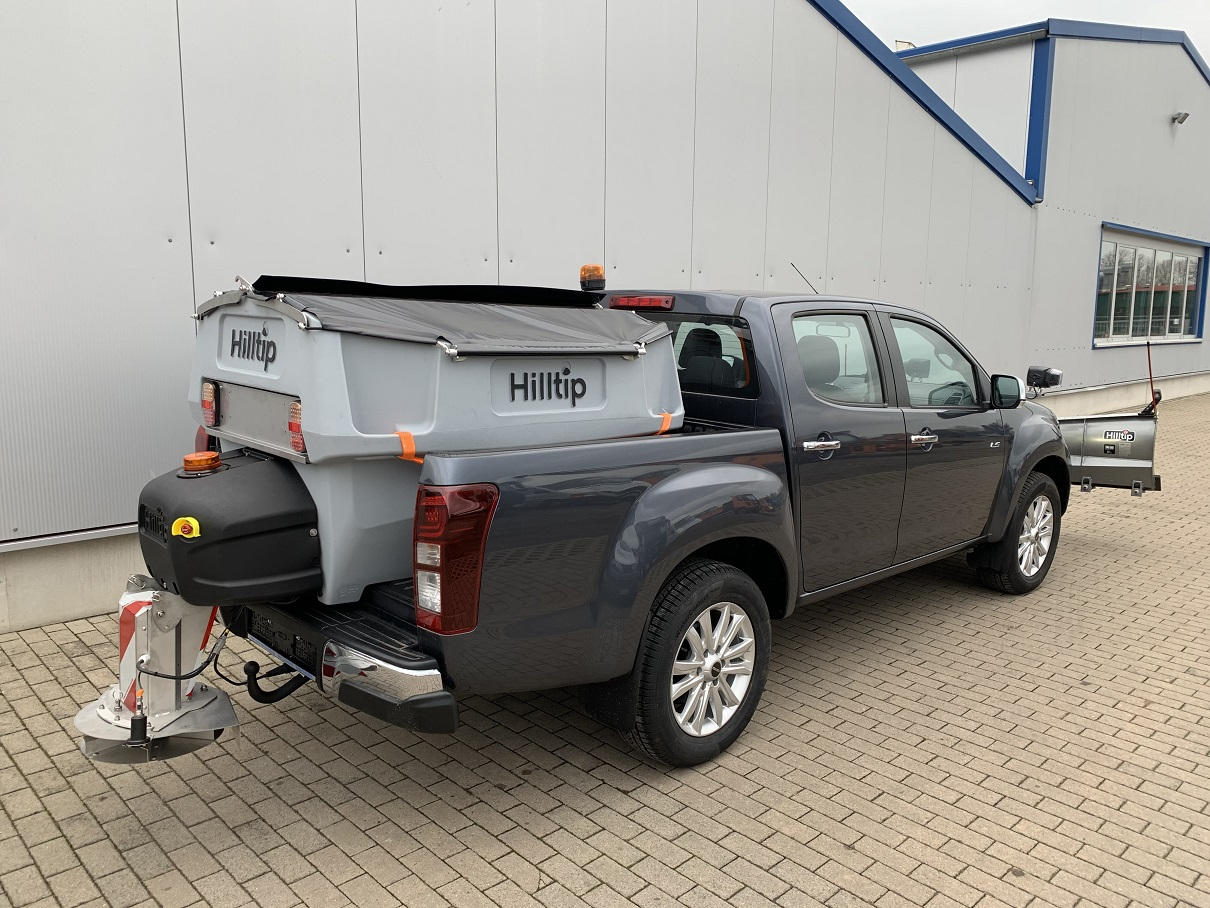 ISUZU D-MAX Pick-Up Winterdienst